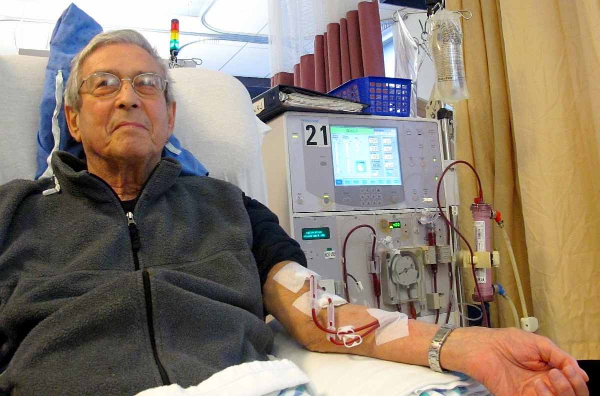 living in well being dialysis treatment