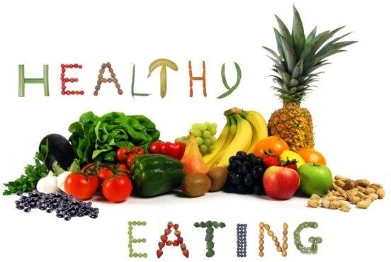 living in well being healthy eating