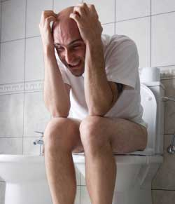 living in well being constipation