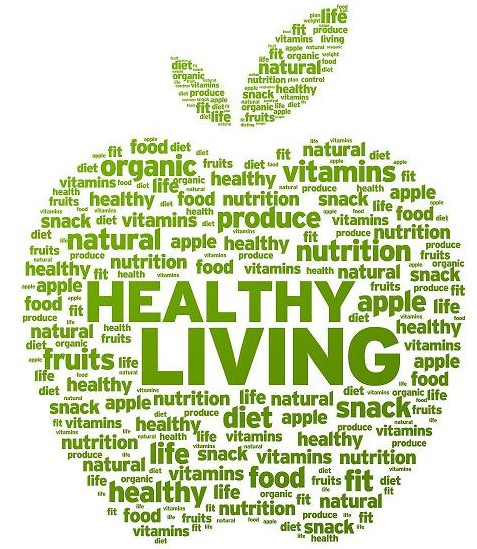 living in well being healthy living