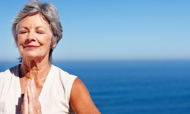living in well being healthy aging