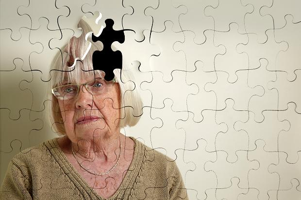 living in well being dementia