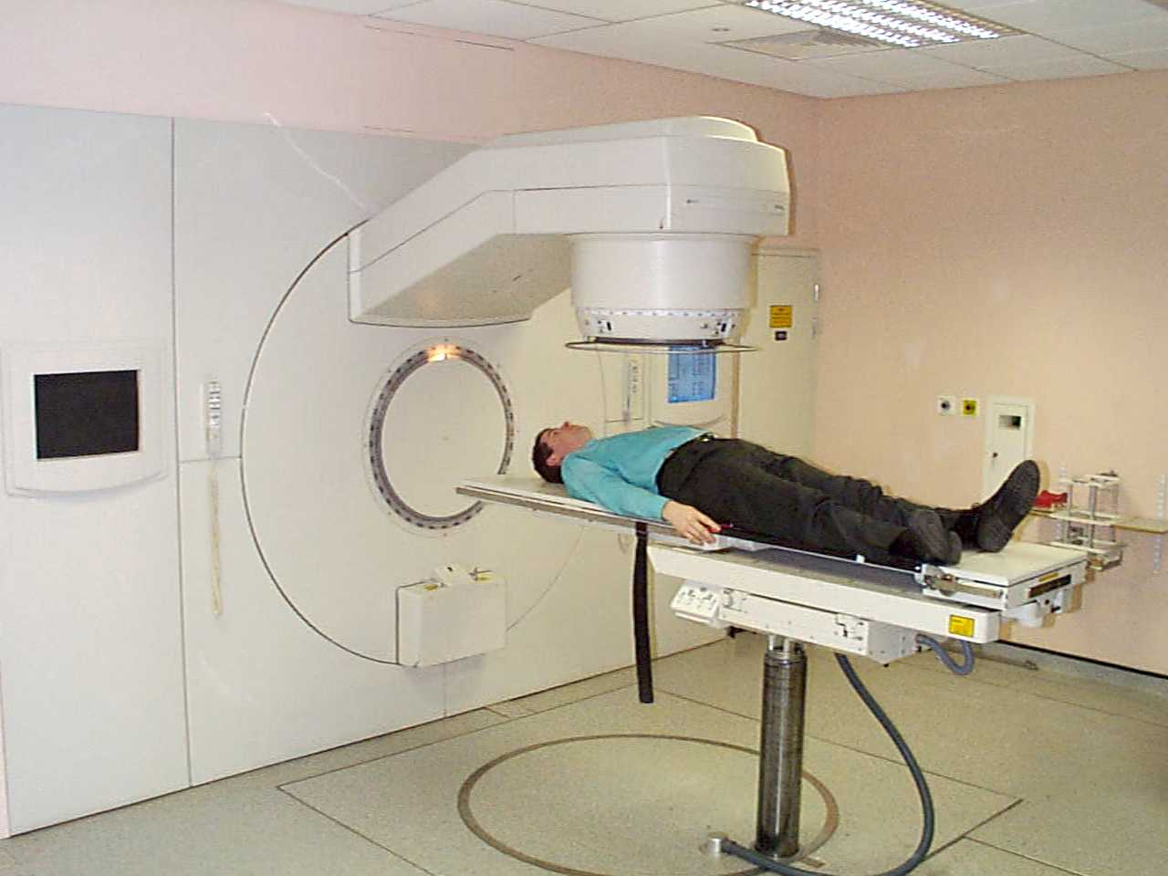 living in well being radiation therapy