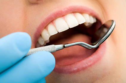 living in well being oral health