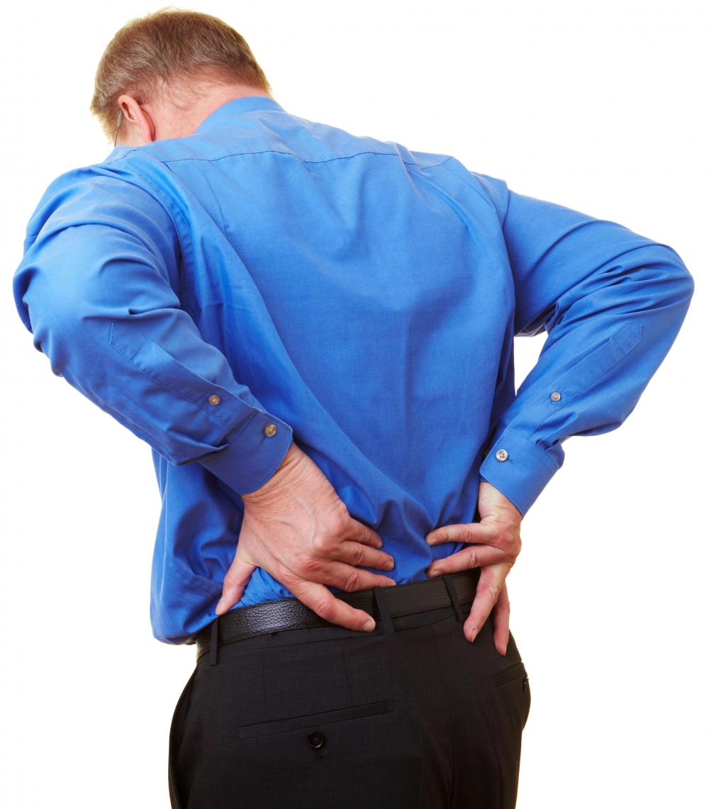 living in well being back pain