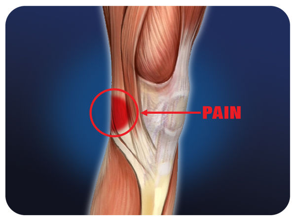 living in well being knee pain