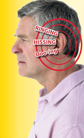 living in well being Tinnitus