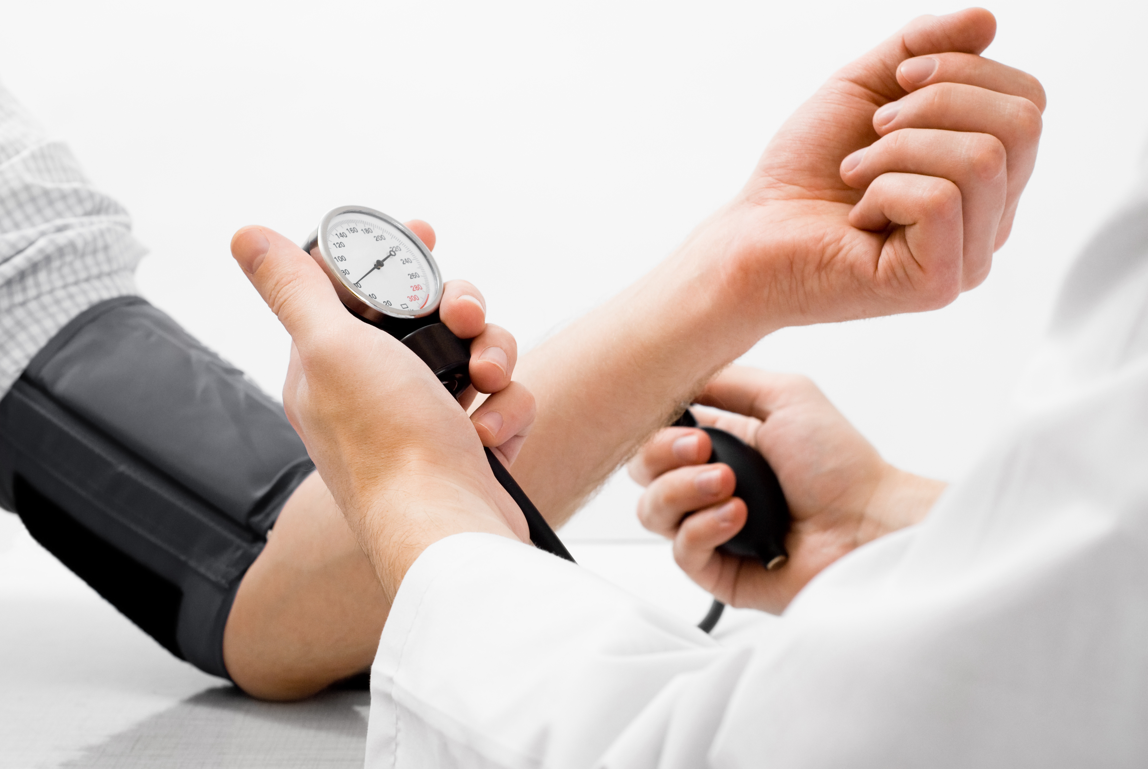 living in well being Blood pressure measuring