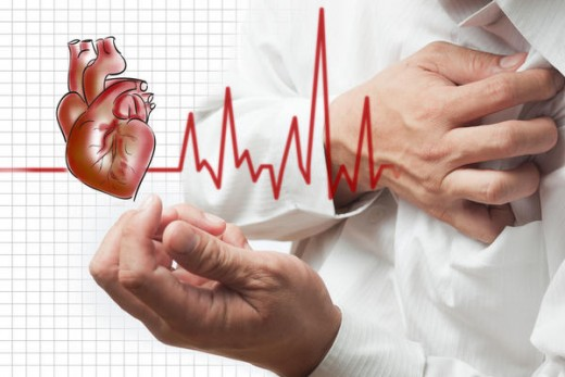 living in well being Myocardial ischemia