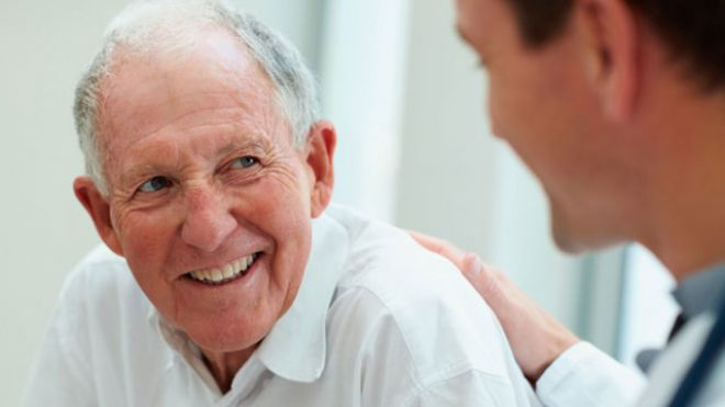 living in well  being care for parkinson's affected person