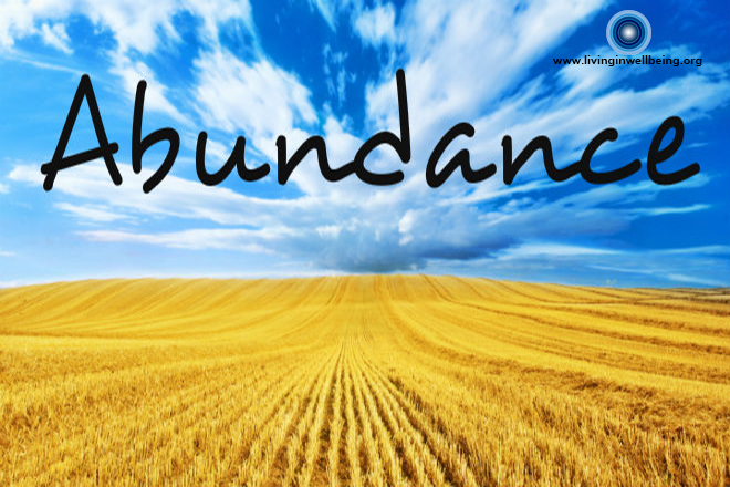 Tips for attaining abundance in life