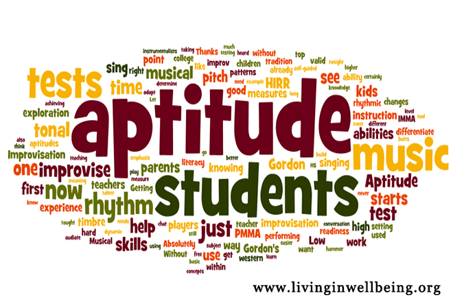 Career Aptitude Test for a Better Career Choice - Living In Well Being