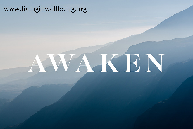 Awakening to your own Forgiveness