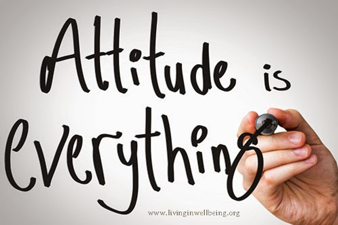 Check your attitude at the door!