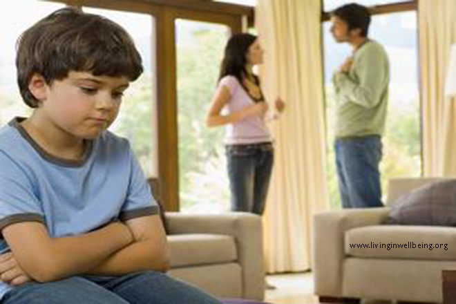 The Relation between Troubled Teens and Parents