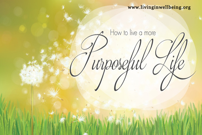 Three Steps for Finding Your Life Purpose