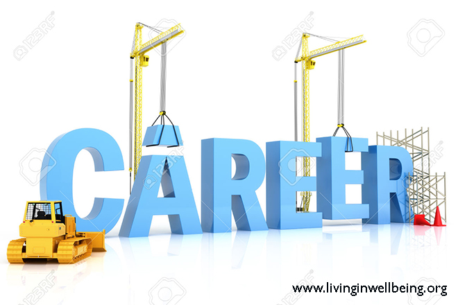 25983694-Building-a-Career-Career-word-representing-business-development--Stock-Photo
