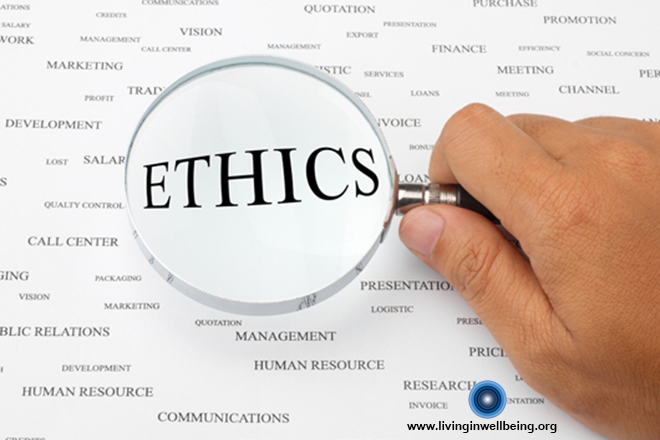 Ethics in the Work Place and Just What You Have to Do