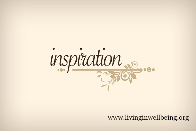 Inspiration – Where do you find it?