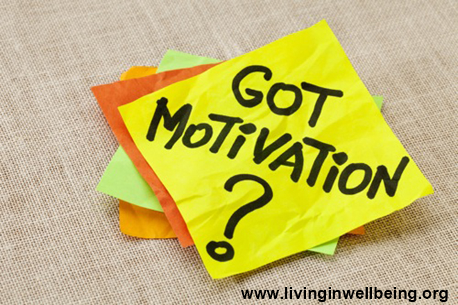 How To Get Motivated – Tap It From Within You