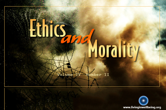 Ethics and Morality: Right and Wrong