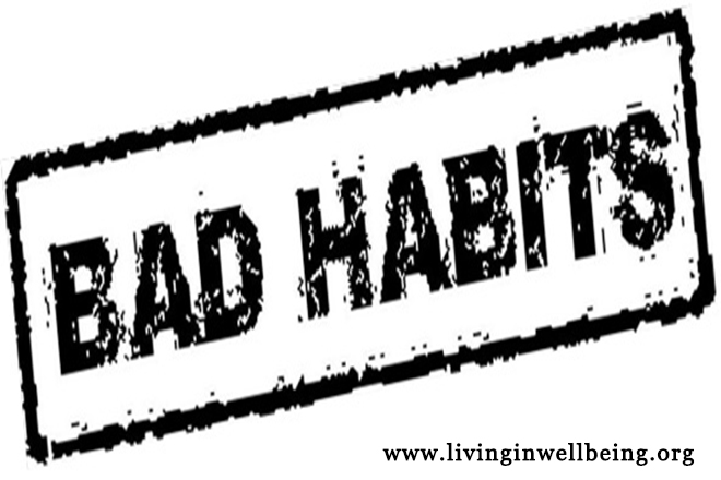 Picking Up Bad Habits From Others