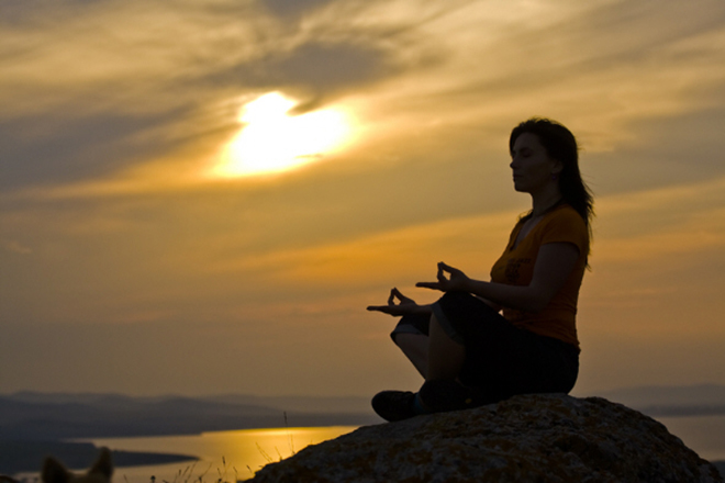 Meditation Is the Best Medicine for Stress Relief