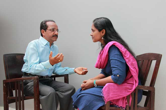 how to become a counselling psychologist in india