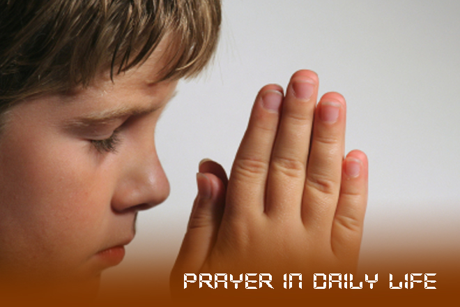 Pray For All With All Types of Prayer