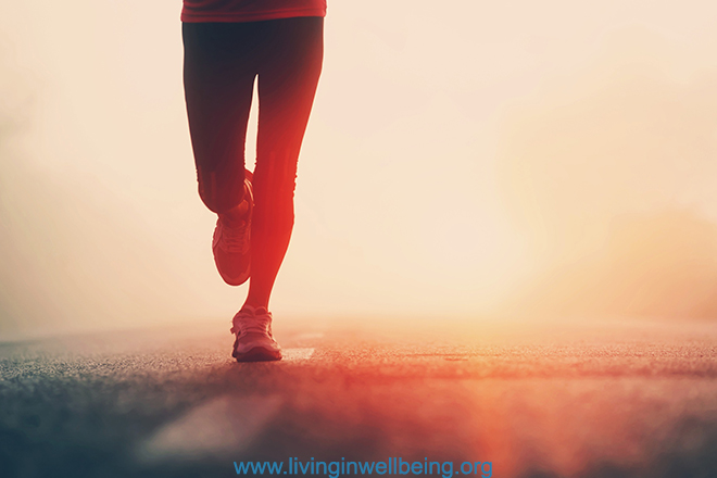 Living a healthy lifestyle improves your mind, body and spirit