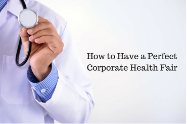 Starting A Corporate Health Fair
