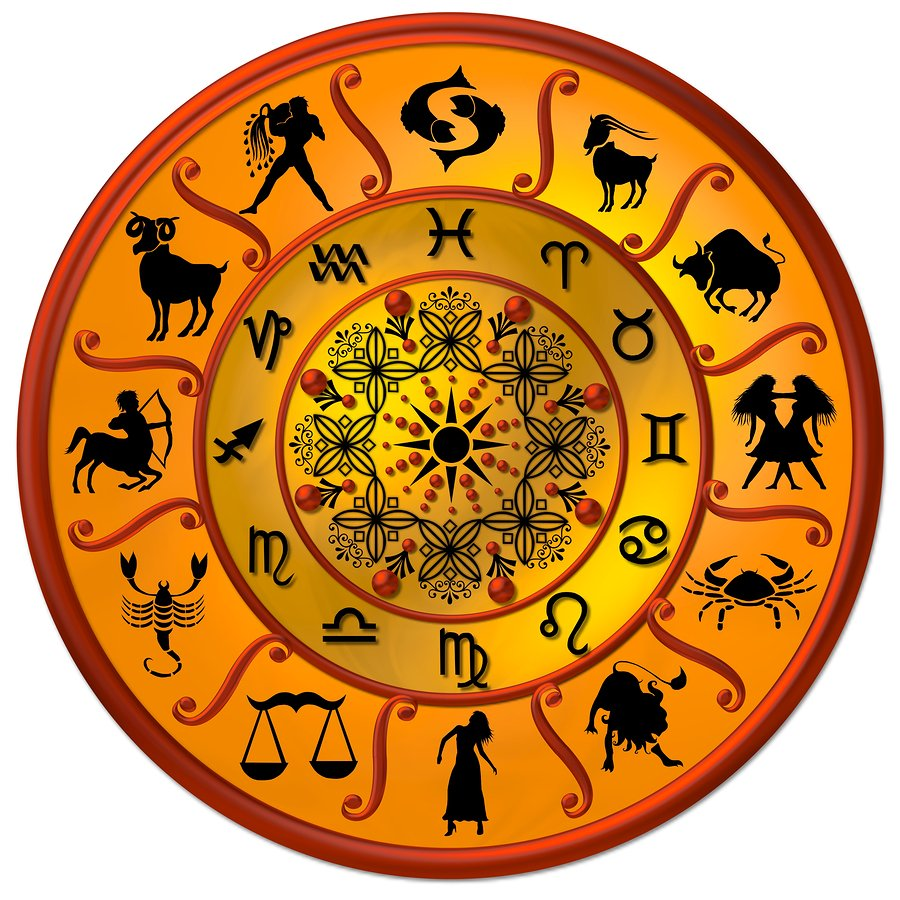 living in well being astrology logo