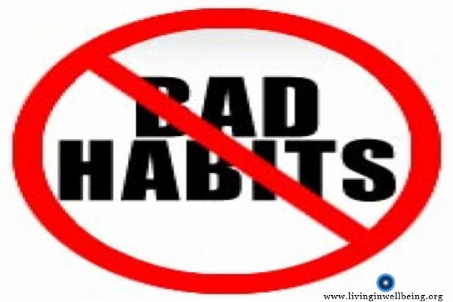 Bad Habits Preventing us from change
