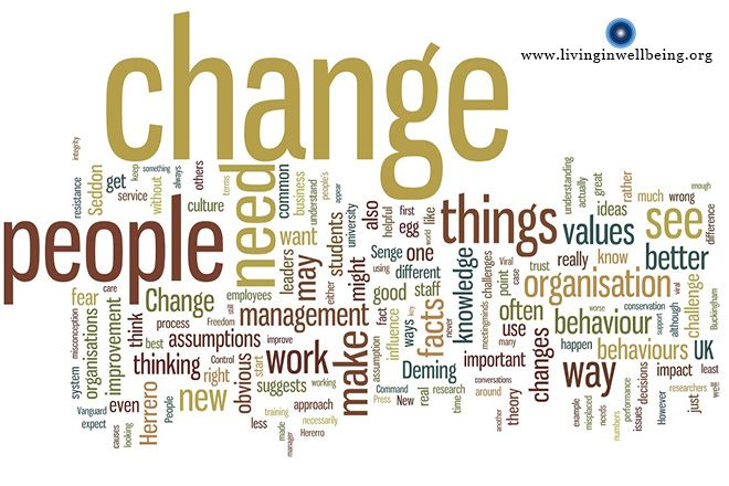 20 Simple Truth about change
