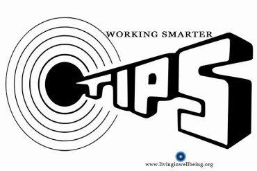 Simple Tips for Working Smarter