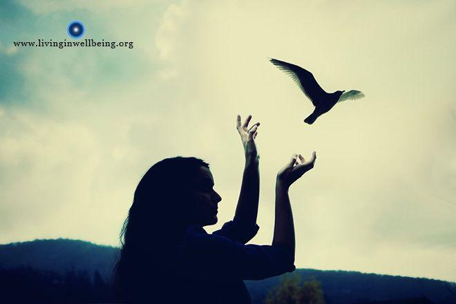Simple Let Go Things in Life