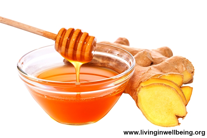 Health Benefits of Ginger-Honey Mixture