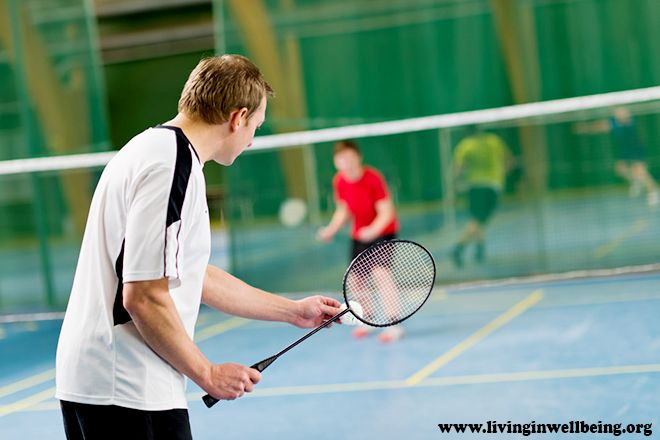The Health Benefits of playing badminton