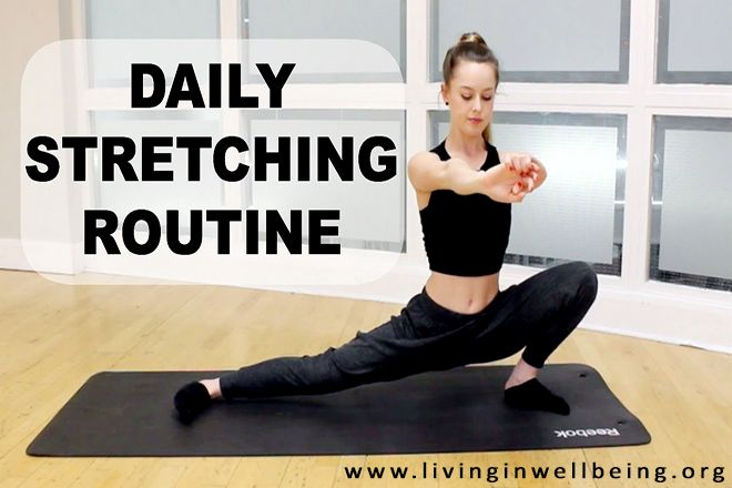 Major Health Benefits of Stretching Before and After Workouts