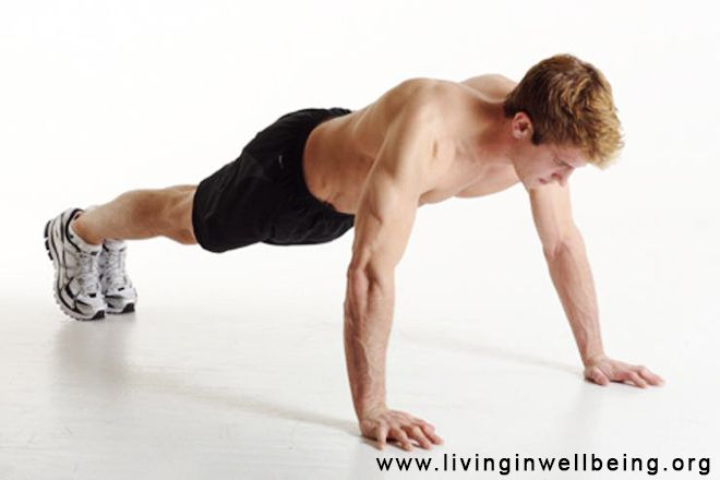 Do You Know the Health Benefits of Pushups
