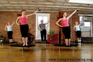 Do You Know the Health Benefits of Trampolining
