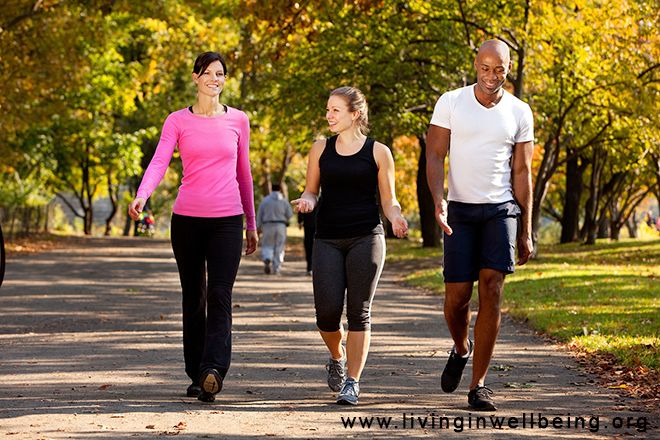Do You Know the Health Benefits of Walking One Hour Every Day