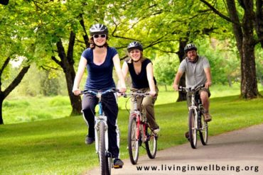 Health and Social Life Benefits by Cycling
