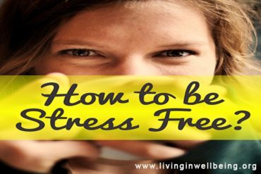 How to reduce Stress by Simple Self-help Methods?