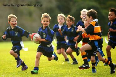Health and Mental Benefits of Playing Rugby
