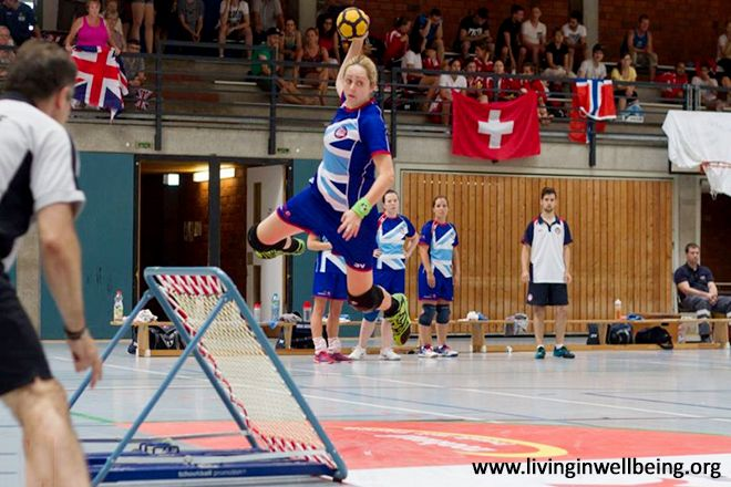 Health Benefits of Tchoukball Playing