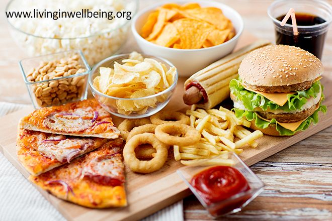 Health Benefits of Avoiding Junk Food