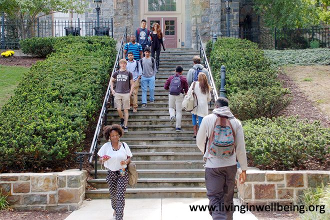 Health Benefits of stair climbing