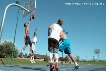 Health Benefits of Basketball Playing