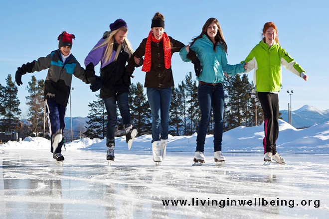 Health Benefits of Ice Skating